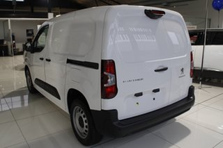 2020 Peugeot Partner K9 MY20 130 Low Roof SWB THP White 8 Speed Sports Automatic Van.