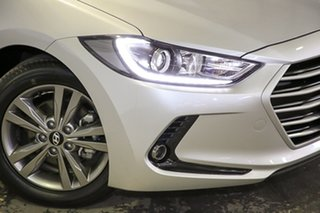 2016 Hyundai Elantra AD MY17 Active Silver 6 Speed Sports Automatic Sedan.