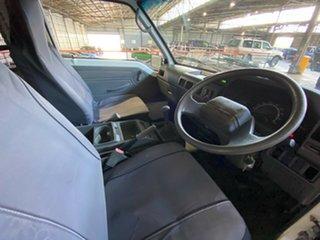 2011 Mitsubishi Express SJ MY11 MWB White 5 Speed Manual Van