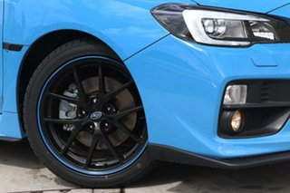 2015 Subaru WRX V1 MY16 Hyper Blue Lineartronic AWD Hyper Blue 8 Speed Constant Variable Sedan