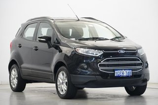 2016 Ford Ecosport BK Trend Panther Black 5 Speed Manual Wagon