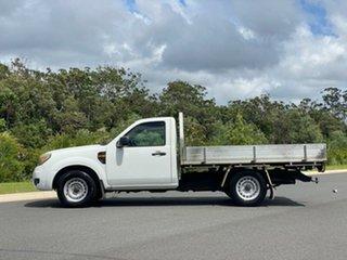 2009 Ford Ranger PK XL White 5 Speed Manual Utility
