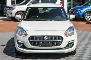 2020 Suzuki Swift AZ Series II GL Navigator Plus Pure White 1 Speed Constant Variable Hatchback.
