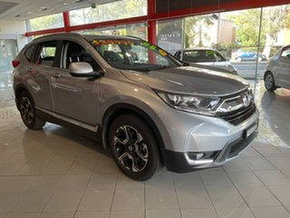 2018 Honda CR-V RW MY18 VTi-L FWD Silver 1 Speed Constant Variable Wagon.