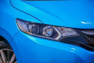 2016 Honda Jazz GF MY16 VTi Blue 5 Speed Manual Hatchback.