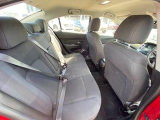 2012 Holden Cruze JH Series II MY12 Equipe Red 6 Speed Sports Automatic Sedan