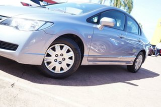 2006 Honda Civic 40 VTi Blue 5 Speed Automatic Sedan.