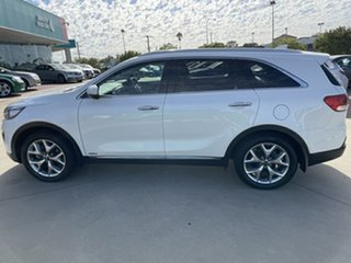 2017 Kia Sorento UM MY17 Platinum (4x4) White 6 Speed Automatic Wagon
