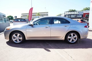 2010 Honda Accord 10 Euro Silver 5 Speed Automatic Sedan