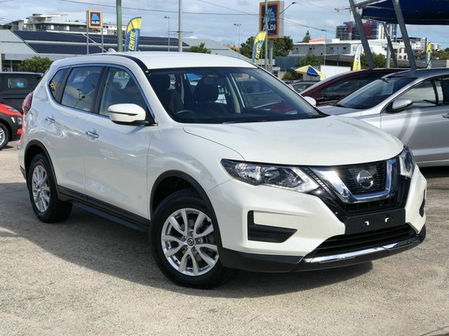 Used Nissan X-Trail T32 Series II ST X-tronic 4WD Chermside, 2019 Nissan X-Trail T32 Series II ST X-tronic 4WD White 7 Speed Constant Variable Wagon