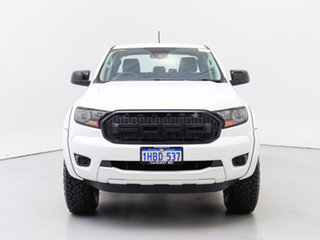 2020 Ford Ranger PX MkIII MY20.75 XL 3.2 (4x4) White 6 Speed Automatic Double Cab Pick Up.