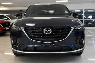 2020 Mazda CX-9 TC Blue 6 Speed Sports Automatic Wagon.
