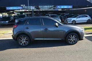 2016 Mazda CX-3 DK Akari (FWD) Grey 6 Speed Automatic Wagon.