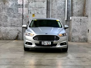 2015 Ford Mondeo MD Ambiente Silver 6 Speed Sports Automatic Dual Clutch Hatchback.