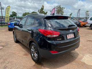 2014 Hyundai ix35 LM3 MY14 Elite AWD Black 6 Speed Sports Automatic Wagon