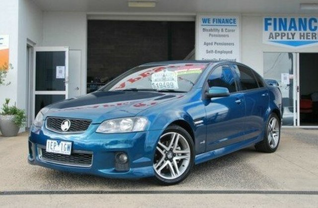 Used Holden Commodore VE II MY12.5 SV6 Wendouree, 2013 Holden Commodore VE II MY12.5 SV6 Blue 6 Speed Automatic Sedan