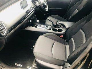 2016 Mazda 3 BN5438 SP25 SKYACTIV-Drive Black 6 Speed Sports Automatic Hatchback