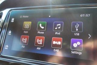 2016 Mitsubishi Triton MQ MY17 GLS Double Cab Silver 5 Speed Sports Automatic Utility