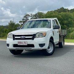 2009 Ford Ranger PK XL White 5 Speed Manual Utility.