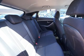 2013 Hyundai i30 GD Active Red 6 Speed Automatic Hatchback
