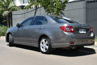 2007 Holden Epica EP MY08 CDXi Grey 5 Speed Automatic Sedan.