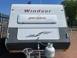2009 Windsor Genesis Caravan.