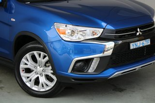 2018 Mitsubishi ASX XC MY19 ES 2WD Blue 5 Speed Manual Wagon