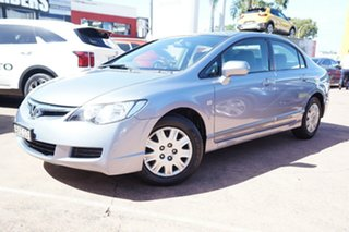 2006 Honda Civic 40 VTi Blue 5 Speed Automatic Sedan