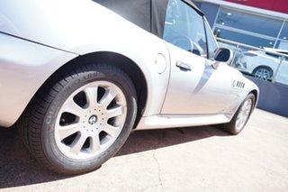 2000 BMW Z3 2.2 Silver 5 Speed Manual Roadster