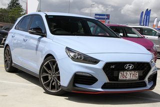 2018 Hyundai i30 PDe MY18 N Performance Performance Blue 6 Speed Manual Hatchback.