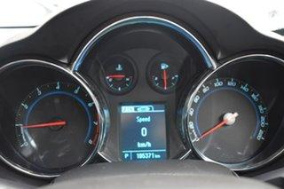 2015 Holden Cruze JH Series II MY15 SRi-V White 6 Speed Sports Automatic Sedan
