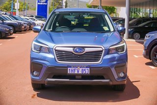 2021 Subaru Forester S5 2.5I-L Blue Constant Variable SUV.