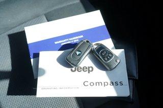 2013 Jeep Compass MK MY14 Sport (4x2) Black 6 Speed Automatic Wagon