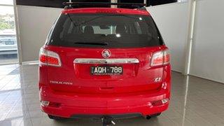 2017 Holden Trailblazer RG MY18 Z71 Red 6 Speed Sports Automatic Wagon.