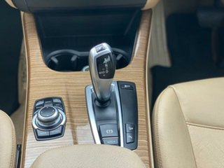 2011 BMW X3 F25 xDrive30d Steptronic Blue 8 Speed Automatic Wagon