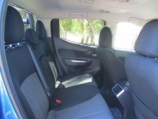 2019 Mitsubishi Triton MR MY19 GLS Double Cab Blue 6 Speed Sports Automatic Utility