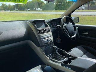 2011 Ford Territory SZ TS Seq Sport Shift 6 Speed Sports Automatic Wagon