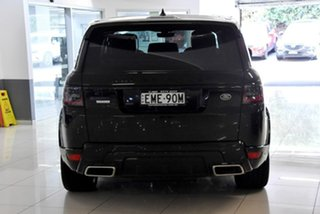 2017 Land Rover Range Rover Sport L494 18MY Autobiography Dynamic Black 8 Speed Sports Automatic