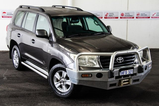 Pre-Owned Toyota Landcruiser VDJ200R GXL (4x4) Myaree, 2008 Toyota Landcruiser VDJ200R GXL (4x4) Graphite 6 Speed Automatic Wagon