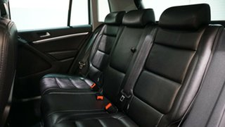 2012 Volkswagen Tiguan 5N MY13 155TSI DSG 4MOTION Silver 7 Speed Sports Automatic Dual Clutch Wagon