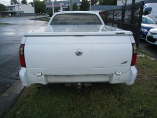 2002 Holden Commodore VY S White 4 Speed Automatic Utility