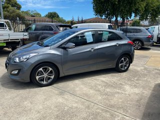 2015 Hyundai i30 GD3 Series II MY16 Active X DCT Grey 7 Speed Sports Automatic Dual Clutch Hatchback