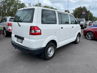 2013 Suzuki APV White 5 Speed Manual Van