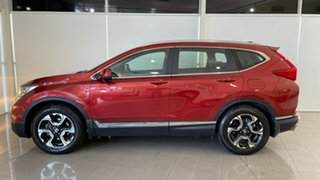 2017 Honda CR-V RW MY18 VTi-L FWD Red 1 Speed Constant Variable Wagon