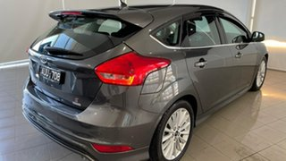 2018 Ford Focus LZ Sport Grey 6 Speed Automatic Hatchback