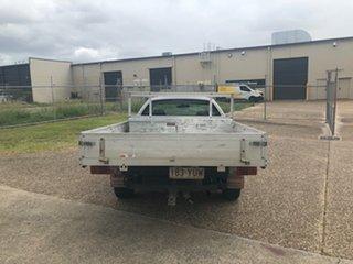 1997 Nissan Patrol RX (4x4) White 5 Speed Manual 4x4 Wagon