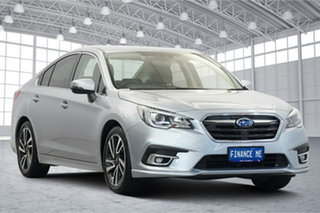 2019 Subaru Liberty B6 MY19 2.5i CVT AWD Silver 6 Speed Constant Variable Sedan.