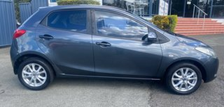 2009 Mazda 2 DE10Y1 Neo Grey 4 Speed Automatic Hatchback.
