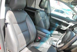 2012 Kia Sorento XM MY12 Platinum (4x4) Red 6 Speed Automatic Wagon