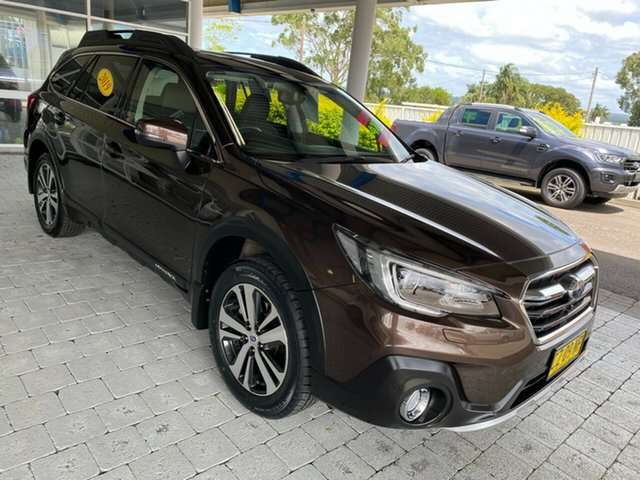 Used Subaru Outback 2.5I Taree, 2019 Subaru Outback 2.5I Brown Constant Variable Wagon